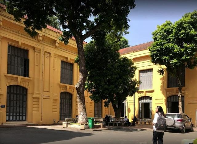 Hà Nội có 1 trường đại học danh giá: Muốn thi đỗ phải học cực trâu, kiến trúc thì đẹp thôi rồi, chẳng khác nào lâu đài cổ - Ảnh 11.