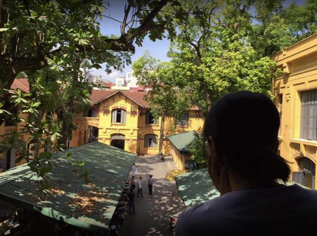 Hà Nội có 1 trường đại học danh giá: Muốn thi đỗ phải học cực trâu, kiến trúc thì đẹp thôi rồi, chẳng khác nào lâu đài cổ - Ảnh 12.