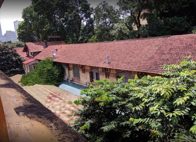 Hà Nội có 1 trường đại học danh giá: Muốn thi đỗ phải học cực trâu, kiến trúc thì đẹp thôi rồi, chẳng khác nào lâu đài cổ - Ảnh 13.