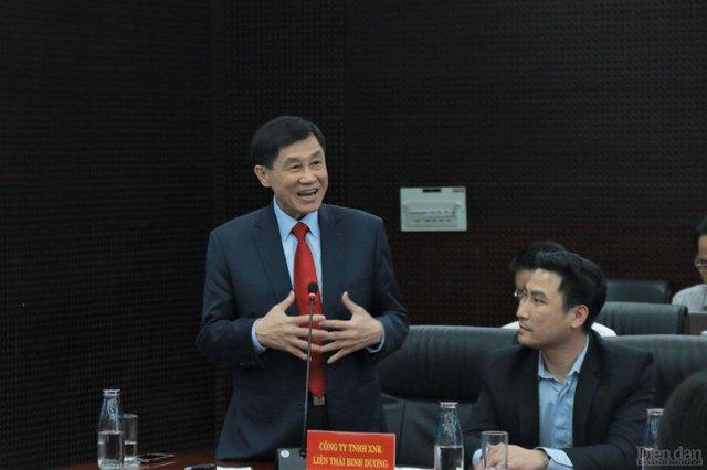 Chủ tịch Đà Nẵng: Quy hoạch thành phố minh bạch, không tồn tại lợi ích nhóm - Ảnh 3.