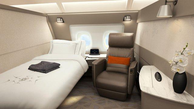 3 chiếc giường đắt đỏ cung cấp không gian ông hoàng trên bầu trời với giá tới hàng tỷ đồng/chuyến đi - Ảnh 8.