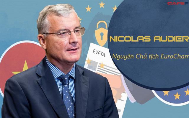 Nguyên Chủ tịch EuroCham giải mã hiện tượng doanh nghiệp ngoại đầu tư vào Việt Nam thông qua khu công nghiệp