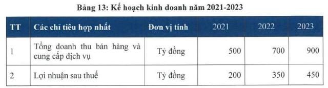 Hoàng Huy (HHS): Kế hoạch lãi sau thuế 200 tỷ đồng năm 2021, thông qua quyết định chuyển sàn tạm thời sang HNX - Ảnh 2.