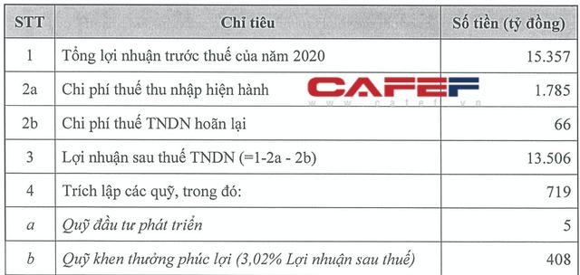 Không đâu như ở Hoà Phát: Công ty lãi 13.500 tỷ năm 2020, CEO Trần Tuấn Dương còn bị giảm lương, mưa tiền thưởng phải chờ ĐHCĐ - Ảnh 4.