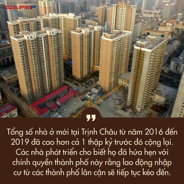 Chật vật bán nhà trong nhiều tháng, một thành phố ở Trung Quốc khổ sở sau cơn sốt bất động sản  - Ảnh 2.