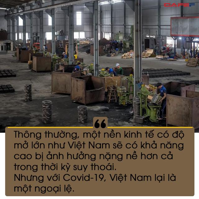 Báo Mỹ: Vì sao với độ mở mức 200% GDP, nền kinh tế Việt Nam lại là ngoại lệ trong khủng hoảng Covid-19? - Ảnh 2.