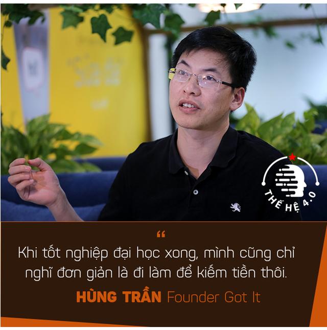 Hùng Trần Got It: Từ cậu sinh viên nói tiếng Anh không ai hiểu trên đất Mỹ đến founder startup có triển vọng kỳ lân ở Silicon Valley - Ảnh 2.