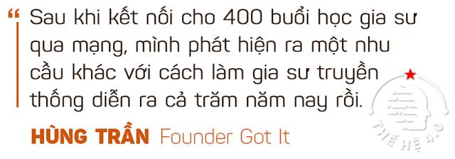 Hùng Trần Got It: Từ cậu sinh viên nói tiếng Anh không ai hiểu trên đất Mỹ đến founder startup có triển vọng kỳ lân ở Silicon Valley - Ảnh 9.