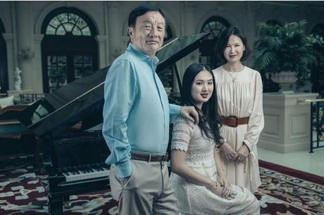 Ái nữ nhà CEO Huawei: Tiểu thư lá ngọc cành vàng, tốt nghiệp Harvard nhưng quyết tâm dấn thân showbiz để rồi nhận cái kết không như là mơ - Ảnh 1.