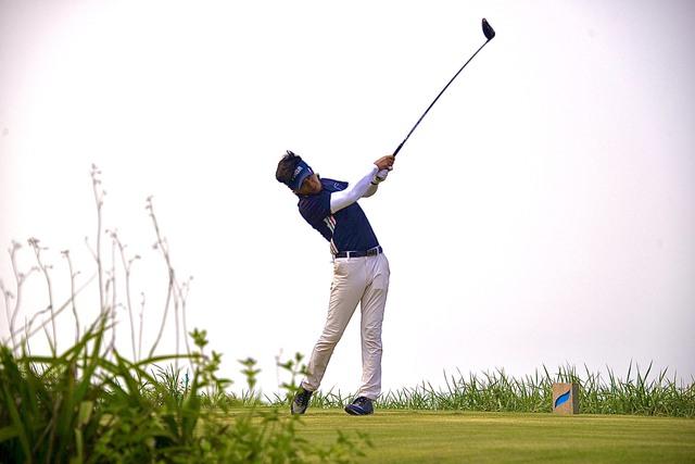 Dàn golfer và nghệ sĩ quảng bá cho du lịch golf Việt Nam  - Ảnh 1.