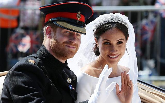 Tổng Giám mục chính thức lên tiếng về hôn lễ hợp pháp của nhà Sussex, chứng minh Meghan đã nói dối trong cuộc phỏng vấn bom tấn - Ảnh 2.