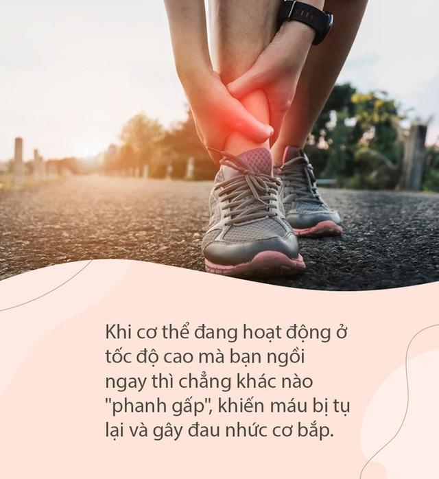 Vừa đi bộ xong đừng dại mà làm ngay 4 việc này kẻo tự hại bản thân, khiến cơ thể dễ ốm yếu hơn - Ảnh 4.