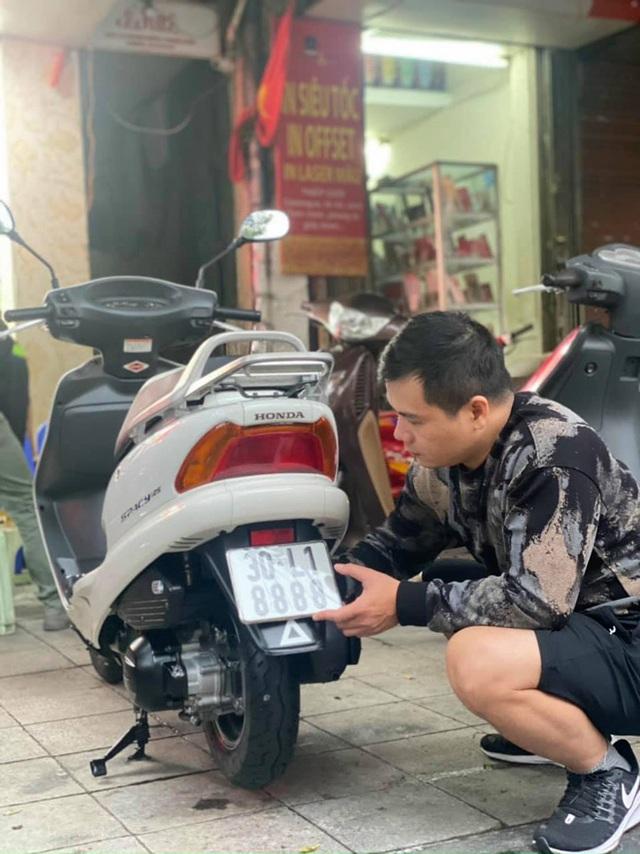 Thợ săn xe cổ nổi tiếng Việt Nam: Buôn xe bãi Nhật từ 15 tuổi, cha đẻ những chiếc CUB hàng trăm triệu - Ảnh 8.