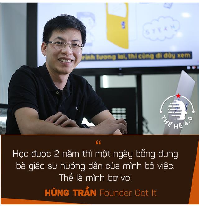 Hùng Trần Got It: Từ cậu sinh viên nói tiếng Anh không ai hiểu trên đất Mỹ đến founder startup có triển vọng kỳ lân ở Silicon Valley - Ảnh 7.