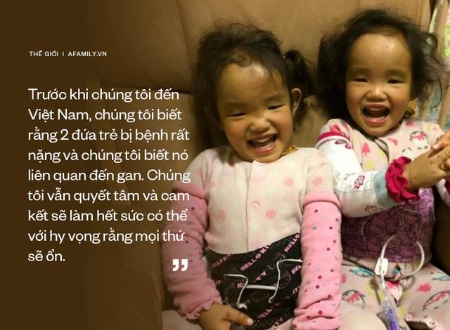 Ứa nước mắt nghe chuyện về cặp vợ chồng Canada tìm sự sống cho 2 con nuôi gốc Việt: Chuẩn bị sẵn hũ đựng tro cốt vì chẳng còn nhiều hy vọng nhưng rồi phép màu đã đến! - Ảnh 2.