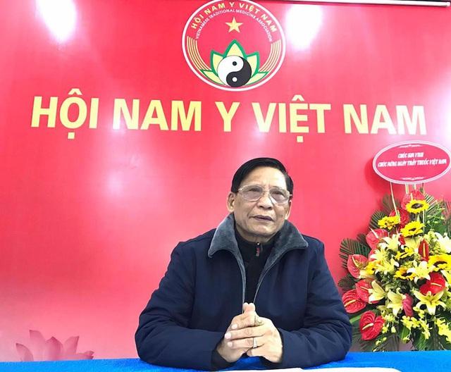 Tổng Thư ký Hội Nam Y Việt Nam: Tôi không chứng kiến ông Võ Hoàng Yên chữa khỏi hoàn toàn câm điếc cho ai - Ảnh 1.