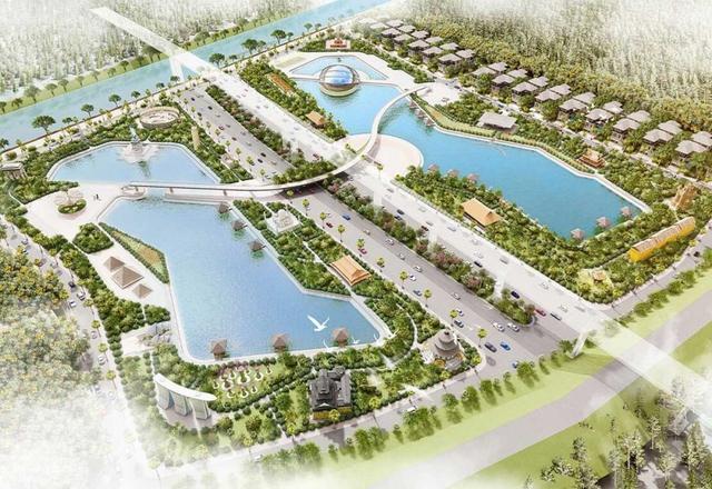 TP. Vinh sắp đón nhiều khu đô thị mới - Ảnh 1.
