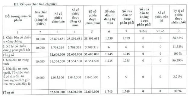 Chào bán thành công 32,6 triệu cổ phiếu, Đầu tư IDJ Việt Nam hoàn tất tăng vốn điều lệ lên gấp đôi - Ảnh 1.