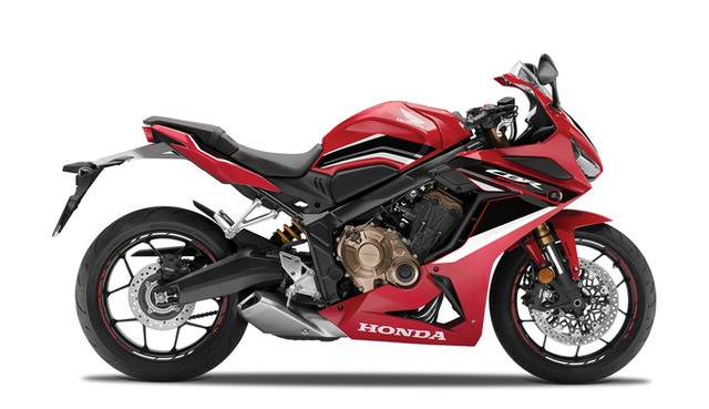 Honda đưa loạt mô tô phân khối lớn mới về Việt Nam - Ảnh 1.