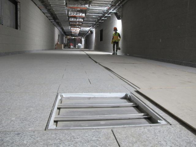 Hình ảnh cận cảnh đầu tiên về nhà ga Ba Son dưới lòng đất  - Ảnh 5.