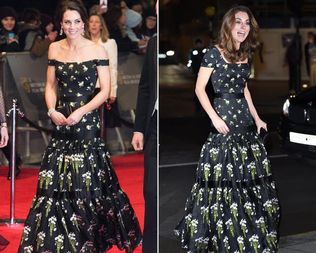 Ai cũng phải trầm trồ trước những trang phục xa xỉ nhất các thành viên hoàng gia Anh từng diện: Nàng dâu tai tiếng Meghan Markle chiếm đa số - Ảnh 11.