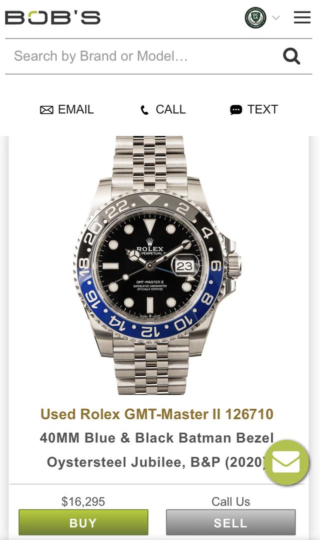 Giới siêu giàu chơi net ở đẳng cấp khác: Có app riêng để mua đồng hồ Rolex, quẹt trái phải như Tinder chốt đồ tiền tỷ - Ảnh 3.