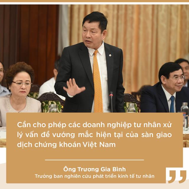 Đối thoại 2045: 25 năm để xuất hiện những tập đoàn khổng lồ của Việt Nam - Ảnh 5.