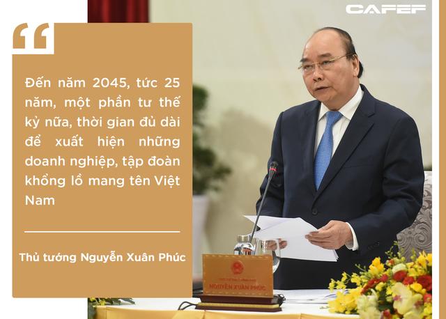 Đối thoại 2045: 25 năm để xuất hiện những tập đoàn khổng lồ của Việt Nam - Ảnh 1.