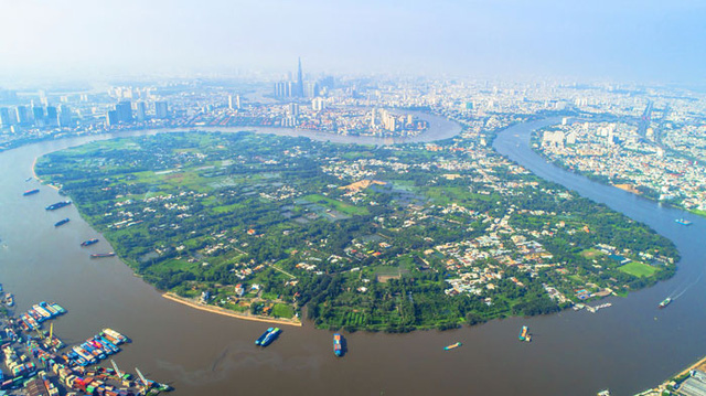 5 khu vực sẽ hình thành các đô thị mới quy mô lớn tại Tp.HCM - Ảnh 3.