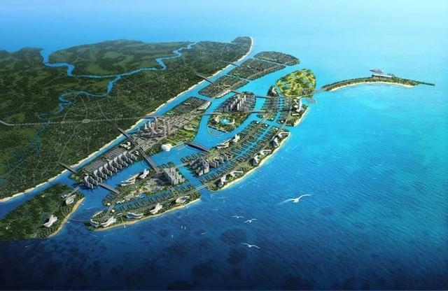 5 khu vực sẽ hình thành các đô thị mới quy mô lớn tại Tp.HCM - Ảnh 2.