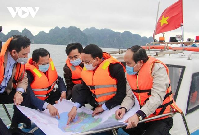 Quảng Ninh tăng tốc các dự án hạ tầng trọng điểm  - Ảnh 2.