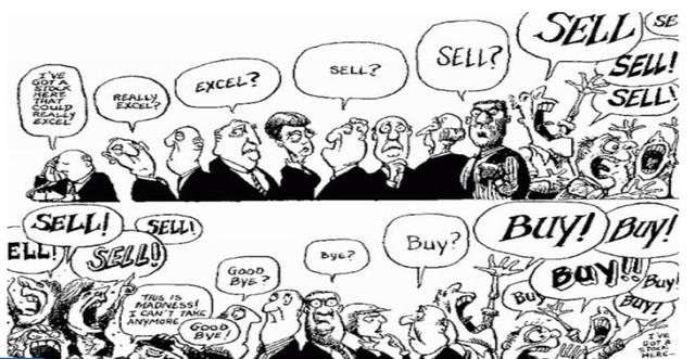 [Quy tắc đầu tư vàng] Hiệu ứng bầy đàn Henri Fabre và bài học để đời trong đầu tư chứng khoán - Ảnh 1.