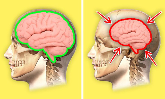 Thiếu ngủ gây hại cho sức khỏe hơn bạn tưởng: Béo phì, nhanh già, thậm chí teo não - Ảnh 3.