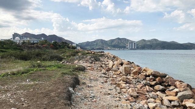 Khánh Hòa lên phương án thu hồi đất dự án lấn biển vịnh Nha Trang  - Ảnh 1.