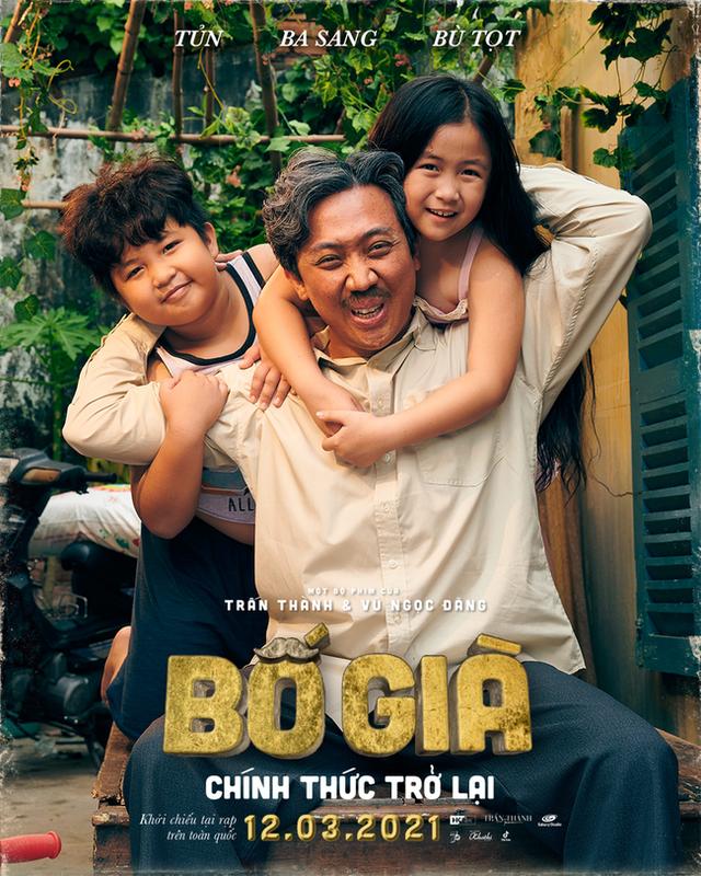 Bố Già của Trấn Thành thu 33 tỷ sau 2 ngày, phá vỡ mọi kỷ lục của phim Việt  - Ảnh 2.