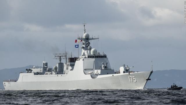 CNN: Vượt mặt Mỹ, Trung Quốc trở thành lực lượng hải quân đông đảo nhất thế giới - Ảnh 2.