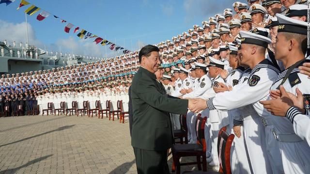 CNN: Vượt mặt Mỹ, Trung Quốc trở thành lực lượng hải quân đông đảo nhất thế giới - Ảnh 1.
