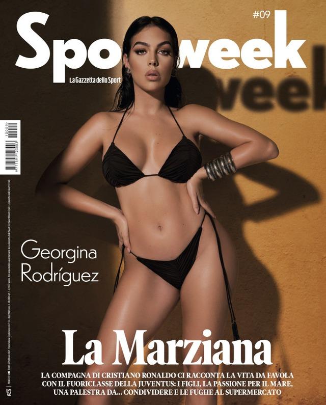 Lọ Lem đời thực Georgina: Từ nhân viên vô danh của Gucci thành hot girl quyền lực, được vào danh sách thừa hưởng khối tài sản 10 nghìn tỷ đồng của CR7  - Ảnh 4.