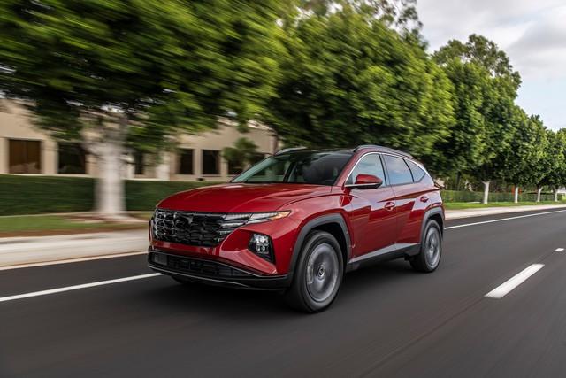 Hyundai Tucson 2022 có giá gần 25.000 USD - Ảnh 1.