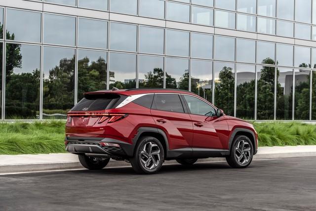 Hyundai Tucson 2022 có giá gần 25.000 USD - Ảnh 2.