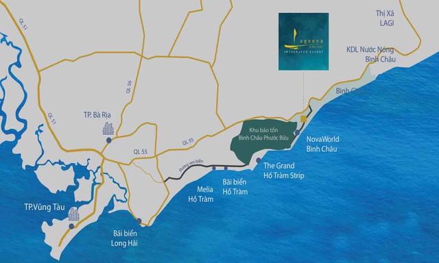 Mở rộng đường ven biển Vũng Tàu - Bình Châu lên 6 làn xe, tổng vốn đầu tư 7.150 tỷ đồng - Ảnh 1.