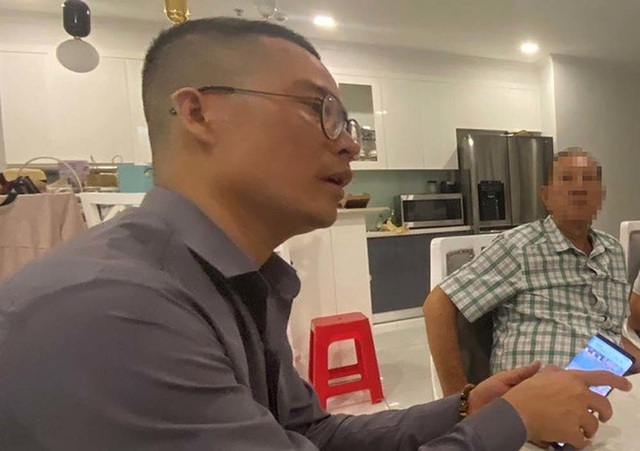 Bắt người tố cáo con gái ông Trần Quí Thanh  - Ảnh 1.