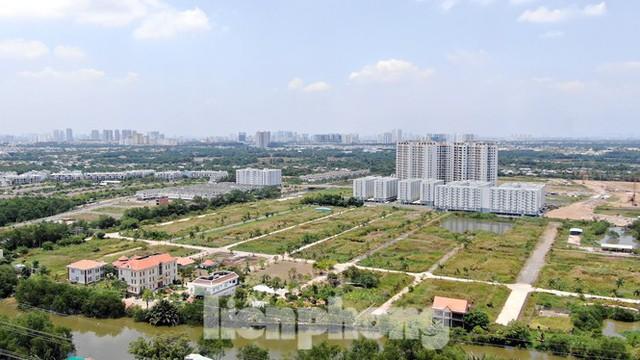 Giao Bộ Tài nguyên-Môi trường đánh giá loạt địa phương tăng giá đất - Ảnh 1.