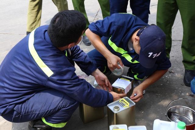 Bắt khẩn cấp vợ chồng chủ công ty xăng dầu Vân Trúc liên quan vụ xăng giả khủng  - Ảnh 4.