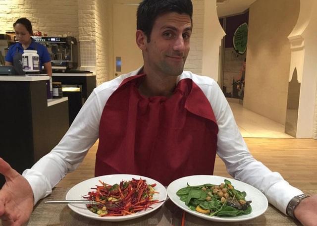 Cây vợt số 1 thế giới Novak Djokovic: Chế độ ăn uống góp phần chính làm nên phong độ đỉnh cao - Ảnh 6.