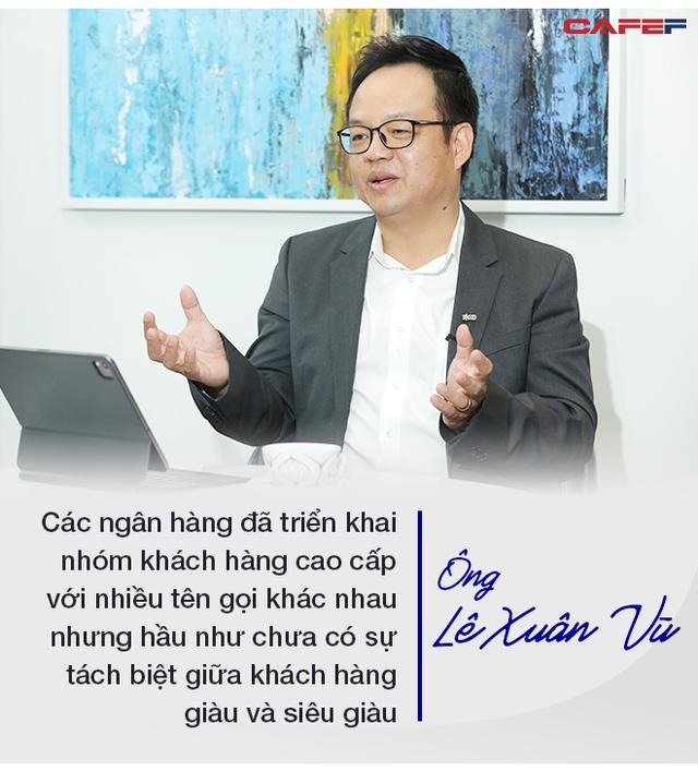"""""""Sếp"""" MB: Tốc độ tăng trưởng của người giàu ở Việt Nam đang nhanh thứ 4 thế giới, các ngân hàng sẽ cạnh tranh mạnh để hút khách VIP - Ảnh 2."""