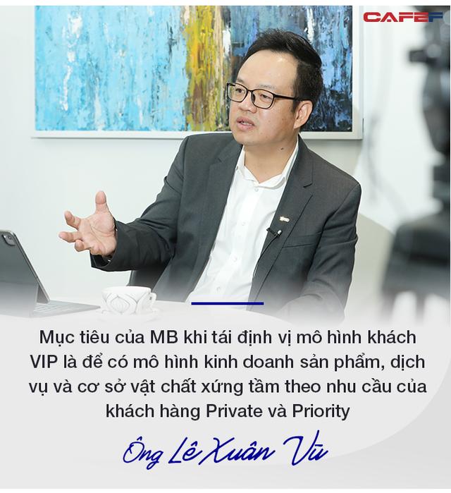 """""""Sếp"""" MB: Tốc độ tăng trưởng của người giàu ở Việt Nam đang nhanh thứ 4 thế giới, các ngân hàng sẽ cạnh tranh mạnh để hút khách VIP - Ảnh 3."""