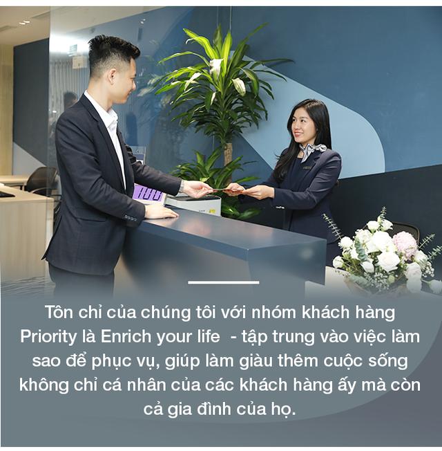 """""""Sếp"""" MB: Tốc độ tăng trưởng của người giàu ở Việt Nam đang nhanh thứ 4 thế giới, các ngân hàng sẽ cạnh tranh mạnh để hút khách VIP - Ảnh 5."""