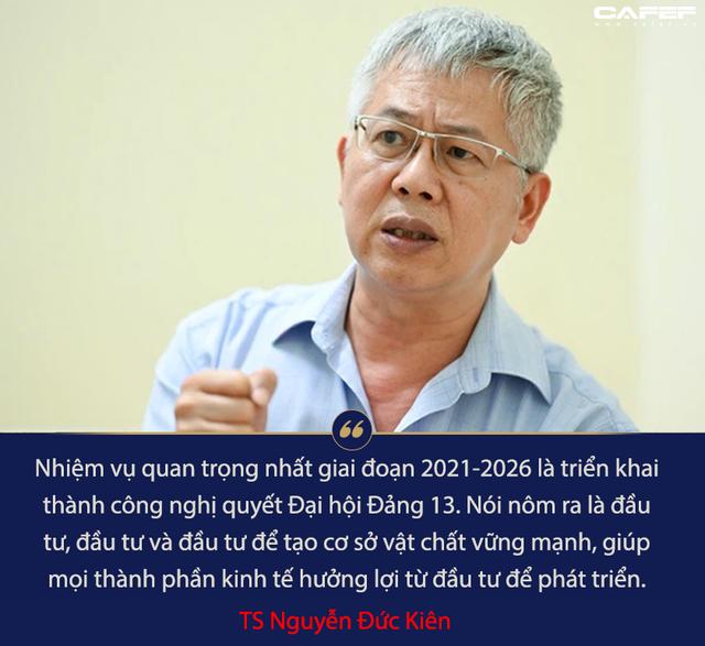 TS Nguyễn Đức Kiên: Chậm thực hiện hộ chiếu vắc xin, Việt Nam sẽ mất cơ hội tận dụng thành quả chống dịch Covid-19 - Ảnh 5.