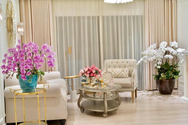 Không gian sống của các MC VTV: Từ chung cư cao cấp tới nhà mặt phố bạc tỷ, duy người đẹp thời sự là giản dị nhất - Ảnh 17.